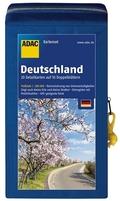ADAC StraßenKarten Kartenset Deutschland 2018/2019