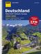 ADAC 2018/2019 - Superstraßen Deutschland, Österreich, Schweiz & Europa  1:200 000
