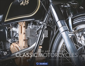 The Art of Speed: Classic Motorcycles