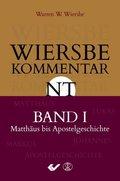 Wiersbe Kommentar Neues Testament - Bd.1