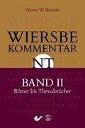 Wiersbe Kommentar Neues Testament - Bd.2