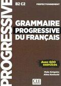 Grammaire progressive du Français, Niveau perfectionnement, Livre