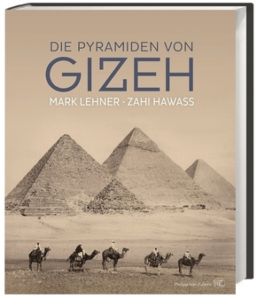 Die Pyramiden von Gizeh