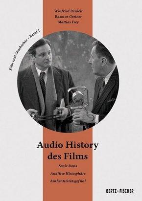 Audio History des Films, m. 1 Beilage