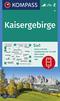 Kompass Karte Kaisergebirge