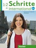 Schritte international Neu - Deutsch als Fremdsprache: Arbeitsbuch, m. 2 Audio-CDs; .1+2