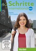 Schritte international Neu - Deutsch als Fremdsprache: Digitales Unterrichtspaket, DVD-ROM; .1+2