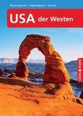 Vista Point Reiseführer USA - der Westen - Reiseführer A bis Z