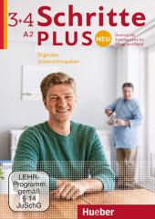 Schritte plus Neu - Deutsch als Fremdsprache / Deutsch als Zweitsprache: Digitales Unterrichtspaket, DVD-ROM; Bd.3+4