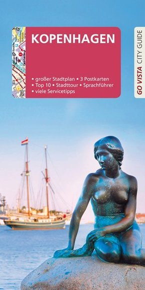 Go Vista City Guide Reiseführer Kopenhagen