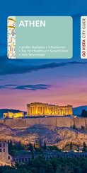 Go Vista City Guide Reiseführer Athen