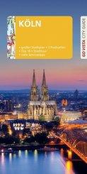 Go Vista City Guide Reiseführer Köln