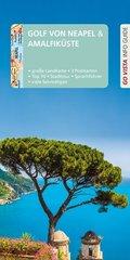 Go Vista Info Guide Reiseführer Golf von Neapel & Amalfiküste