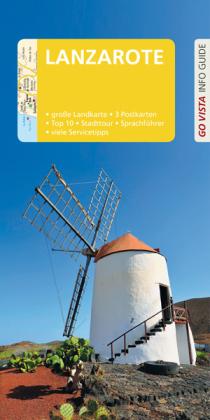Go Vista Info Guide Reiseführer Lanzarote