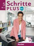 Schritte plus Neu - Deutsch als Fremdsprache / Deutsch als Zweitsprache: Kursbuch + Arbeitsbuch + Audio-CD zum Arbeitsbuch; Bd.5