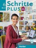 Schritte plus Neu - Deutsch als Fremdsprache / Deutsch als Zweitsprache: Kursbuch + Arbeitsbuch + Audio-CD zum Arbeitsbuch; Bd.6