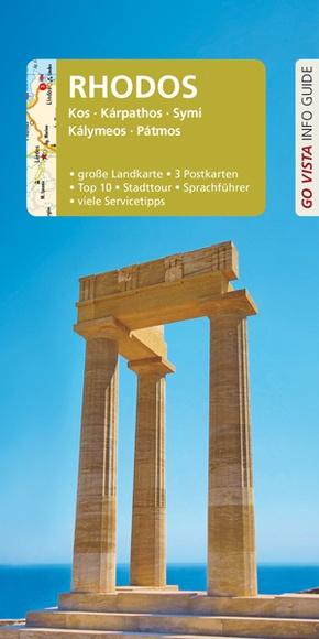 Go Vista Info Guide Reiseführer Rhodos