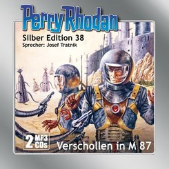 Perry Rhodan Silber Edition - Verschollen in M 87, 2 MP3-CDs