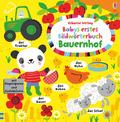 Babys erstes Bildwörterbuch: Bauernhof