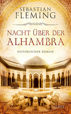 Nacht über der Alhambra