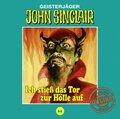 John Sinclair Tonstudio Braun - Ich stieß das Tor zur Hölle auf, 1 Audio-CD