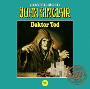 John Sinclair Tonstudio Braun - Doktor Tod, 1 Audio-CD