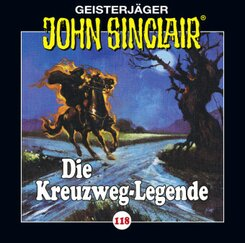 John Sinclair - Die Kreuzweg-Legende, 1 Audio-CD