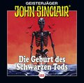 John Sinclair - Die Geburt des Schwarzen Tods, 1 Audio-CD