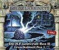 Gruselkabinett-Box 5, 3 Audio-CDs