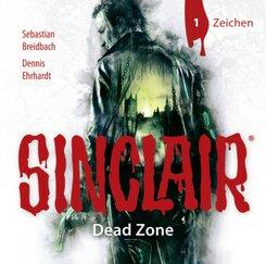 SINCLAIR - Dead Zone - Zeichen, 1 Audio-CD