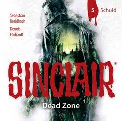 SINCLAIR - Dead Zone - Schuld, 2 Audio-CD