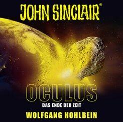 John Sinclair - Oculus, 2 Audio-CDs