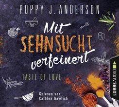 Taste of Love - Mit Sehnsucht verfeinert, 4 Audio-CDs
