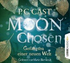 Moon Chosen - Gefährten einer neuen Welt, 8 Audio-CDs