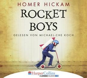 Rocket Boys, 6 Audio-CDs