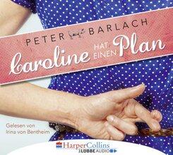 Caroline hat einen Plan, 4 Audio-CDs