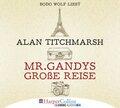 Mr. Gandys große Reise, 7 Audio-CDs