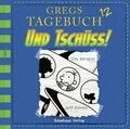 Gregs Tagebuch - Und tschüss!, Audio-CD
