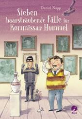 Sieben haarsträubende Fälle für Kommissar Hummel