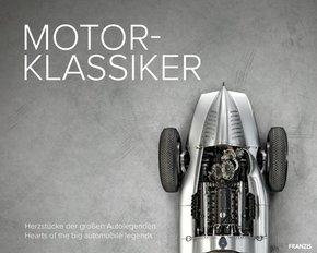 Motor-Klassiker - Herzstücke der großen Autolegenden
