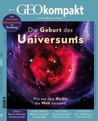 GEO kompakt: Die Geburt des Universums; 51