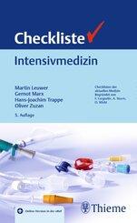 Checkliste Intensivmedizin