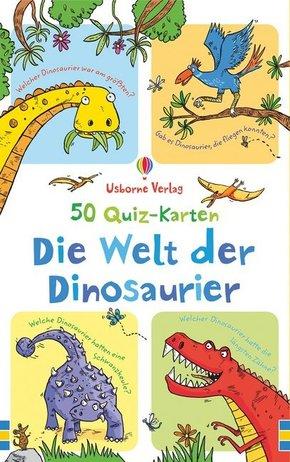 Die Welt der Dinosaurier (Kinderspiel)