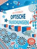 Mein Stickerbuch: Optische Täuschungen