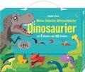 Meine liebsten Mitmachbücher: Dinosaurier, 4 Bde.