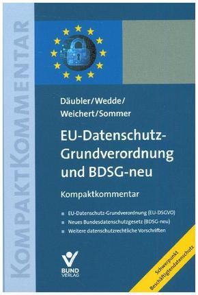 EU-Datenschutz-Grundverordnung und BDSG-neu, Kompaktkommentar
