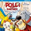 Poldi und Partner - Immer dem Nager nach, 2 Audio-CDs