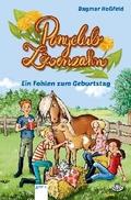 Ponyclub Löwenzahn - Ein Fohlen zum Geburtstag