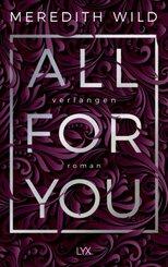 All for You - Verlangen