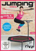 Jumping Fitness - cardio & circuit, 2 DVDs - Tl.2